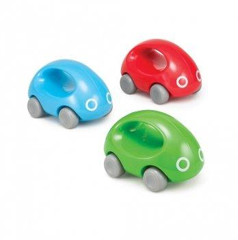 Игрушечная машинка Kid O, Первый мини-автомобиль
