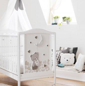 Кроватка Pali Moon White
