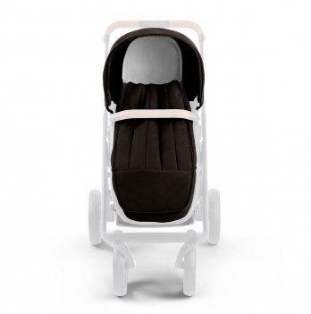 Спальный мешок в коляску Neonato Puro черный
