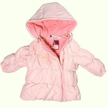 Куртка демисезонная для девочки Naf Naf розовая