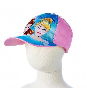 Кепка Arditex, Принцессы (Princess) розовая