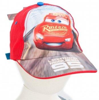Кепка Arditex, Тачки 3 (Cars 3) красная