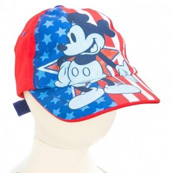 Кепка Arditex, Микки Маус (Mickey) красная