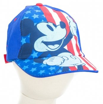 Кепка Arditex, Микки Маус (Mickey) голубая
