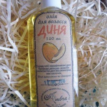Масло для всех типов волос, Ambra