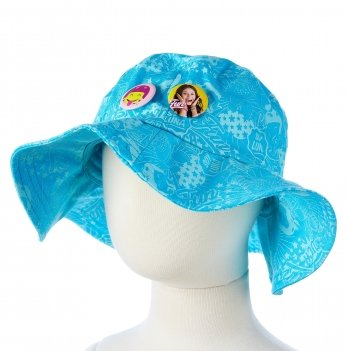 Панамка Arditex, Я Луна (Soy Luna) голубая