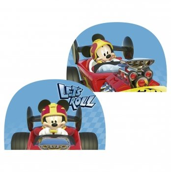 Шапочка для плавания, Arditex Микки и веселые гонки (Mickey Roadster Racers), голубая