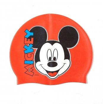 Шапочка для плавания, Arditex Микки Маус (Mickey) красная