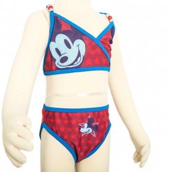 Купальник, ARDITEX Микки Маус (Mickey) красный