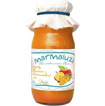 Сок Marmaluzi яблочно-облепиховый 200 мл