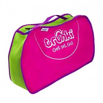 Детская дорожная сумка Trunki 0308-GB01 розовая