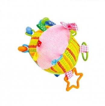 Игрушка Macik Подвеска мячик с бусинками