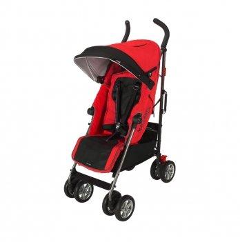 Прогулочная коляска Maclaren BMW M, Crimson, красная