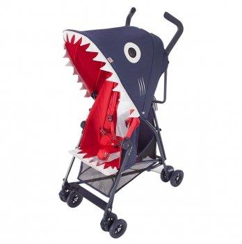 Прогулочная коляска Maclaren Shark, синяя