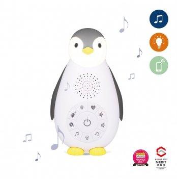 Светильник-ночничок Пингвиненок Zazu ZA-ZOE-01 серый