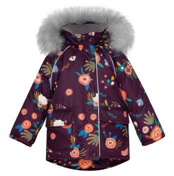 Куртка зимняя детская ДоРечі Лиловый 1957