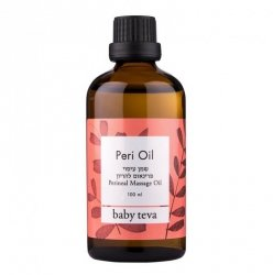 Peri Oil Масло Baby Teva для массажа промежности, профилактика разрывов при родах
