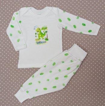Пижама для малышей SWEET BABY Динозаврик