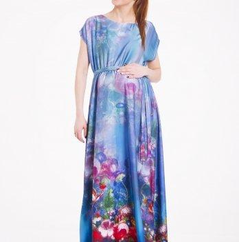 Нарядное Коктейльное Платье White Rabbit Aqua