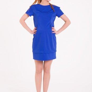 Платье Для Беременных И Кормящих Мам White Rabbit Betty (Тёмно-Синий)