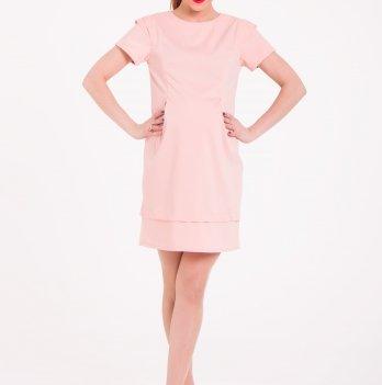 Платье Для Беременных И Кормящих Мам White Rabbit Betty (Нежно-Абрикосовый)