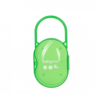 Футляр для пустышки BabyOno 046/03, зеленый