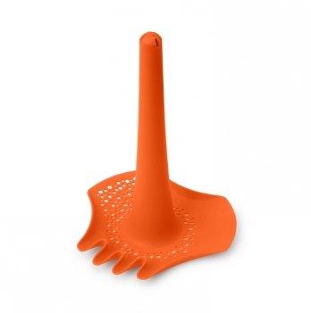 Игрушка для песка, снега и воды Quut Triplet, 4 в 1, цвет оранжевый