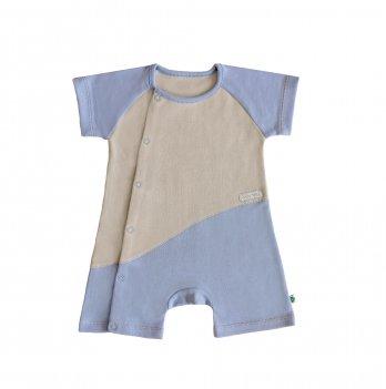 Песочник для мальчика, Lucky tots, Волна, серый/голубой
