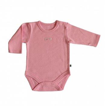Боди для новорожденных, Lucky tots, розовый