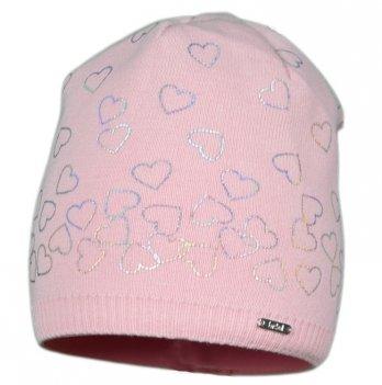 Шапка Broel от 1,5 до 5 лет розовый
