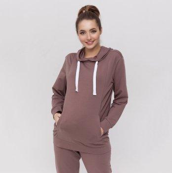 Кофта для кормления и беременных Юла Мама Ramona Капучино TN-21.031