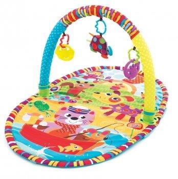 Развивающий коврик Playgro, Игры в парке, 0184213