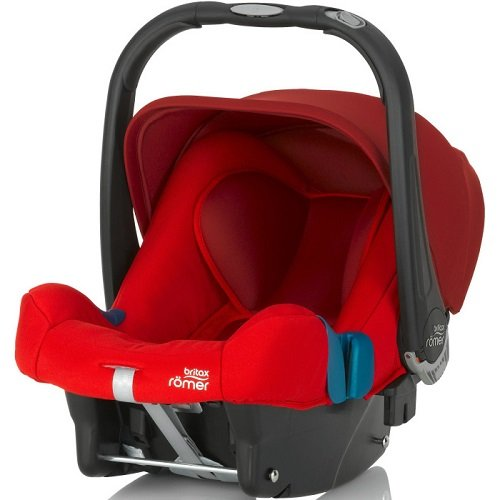 Автокресло BRITAX-ROMER BABY-SAFE PLUS SHR II Flame Red