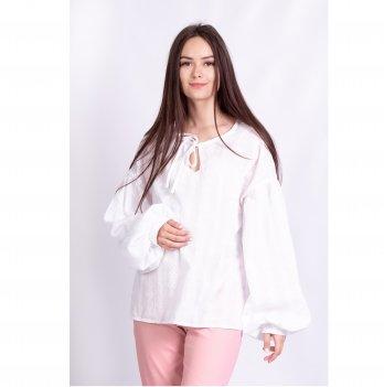 Блуза для беременных и кормящих мам Rustic White Rabbit белый