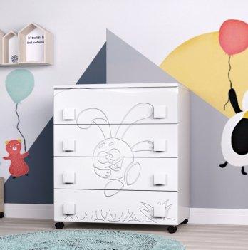 Комод в детскую комнату СидиМ Смешарик Dresser Smesharik