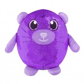Мягкая игрушка с пайетками Shimmeez, Быстрый котик, 36 см