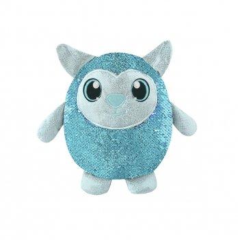 Мягкая игрушка с пайетками Shimmeez, Гламурная овечка, 20 см