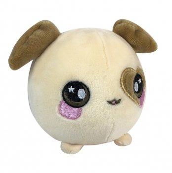 Ароматная мягкая игрушка Squeezamals, Плямчик щенок, 9 см