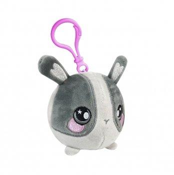 Ароматная мягкая игрушка  на клипсе Squeezamals, Банни кролик, 6 см