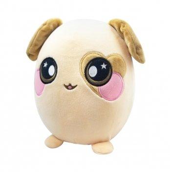 Ароматная мягкая игрушка Squeezamals, Плямчик щенок, 20 см