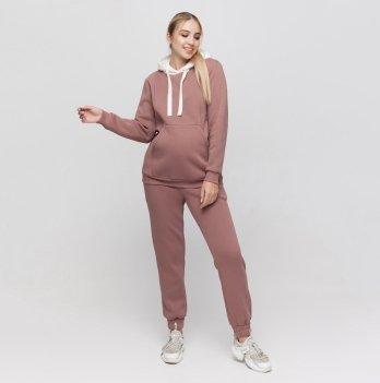 Спортивный костюм для беременных Юла мама Sharon Капучино ST-40.061