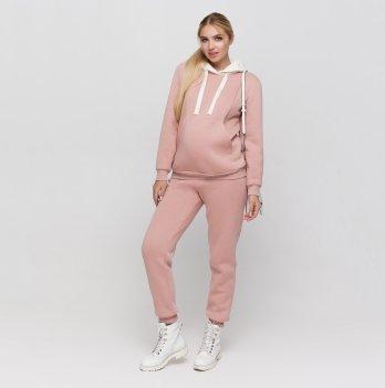 Спортивный костюм для беременных Юла мама Sharon Пудровый ST-40.062