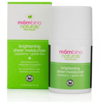 Крем для лица осветляющий TM Mambino Organics 50 мл