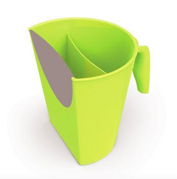 Кружка для мытья головы BabyOno 1035 Зеленый