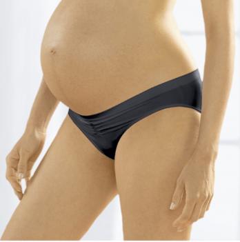 Трусы для беременных Anita 1504 Черный Бесшовные