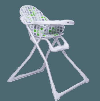 Стульчик для кормления Bugs Smart зеленый