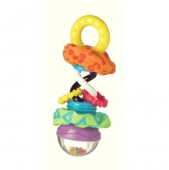 Погремушка-прорезыватель Playgro, Шейкер, 0181598