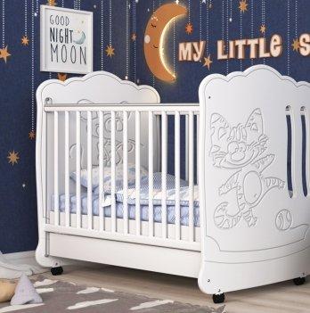 Детская кроватка СидиМ Тандем Baby Cot Tandem