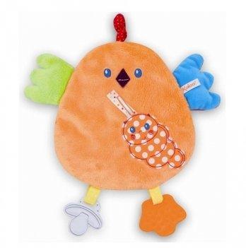Игрушка-комфортер Kaloo Цыпленок, My sweet doudou