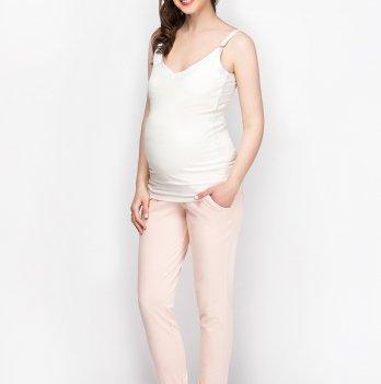 Топ для беременных и кормящих Creative Mama CHAMPAGNE